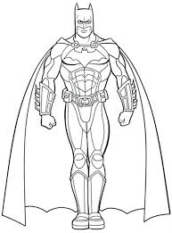 Free Printable Coloring Pages Lego Batman For You Sheets