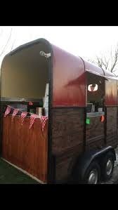 Classic Vintage Horse Trailer Conversion Catering Burger Van Coffee Cocktail Bar
