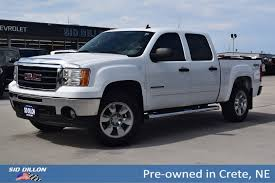 Pre-Owned 2011 GMC Sierra 1500 SLE Crew Cab In Crete #8F3452B | Sid ... 2011 Gmc Sierra 2500hd Information Used 1500 Sle Ext Cab Standard Box 4wd 1sb For Sale Slt 4x4 Youtube Preowned Crew Pickup In Greeley Sale Winkler Manitoba 10403718 Auto123 Sl Nevada Edition Alloy Wheels Salt Lake Rochester Mn Twin Cities