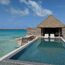 100 Maldives Infinity Pool Hotel Review Waldorf Astoria Ithaafushi Beach And