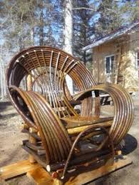 Our CROWN VICTORY Bent Wood Chair Right After Completion A Real Country Beauty