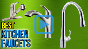 Delta Faucet 9178 Ar Dst Manual by Top 8 Kitchen Faucets Of 2017 Video Review
