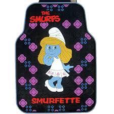 Cute Car Floor Mats by Buy Wholesale Cute Smurfs Smurfette Cartoon Flower Universal Auto