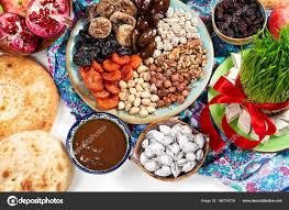 national cuisine of traditional azerbaijan cuisine of nowruz apricot