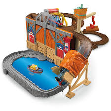 Tidmouth Sheds Trackmaster Toys R Us by Fisher Price Thomas U0026 Friends Rescue From Misty Island Fisher
