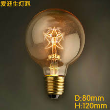 sale big promation high quality g80 incandescent bulb