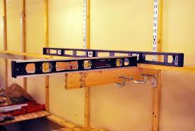 howto easy benchwork using metal shelf brackets model