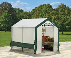 Shelterlogic Shed In A Box 6x6 by Shelterlogic 6x8x6 5 Organic Portable Greenhouse 70641 On Sale