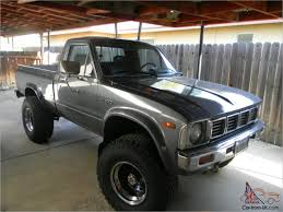 100 Toyota Trucks 4x4 For Sale Truck Craigslist Brilliant Toyota Pickup For By