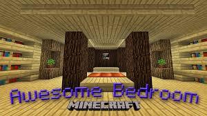 cool diseños de dormitorio de minecraft dormitorio