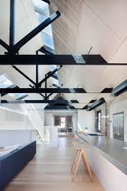 100 Warehouse Living Melbourne Industrial Converted Into Space Freshome