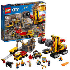 LEGO City Mining - Mining Experts Site (60188) | Walmart Canada Up To 60 Off Lego City 60184 Ming Team One Size Lego 4202 Truck Speed Build Review Youtube City 4204 The Mine And 4200 4x4 Truck 5999 Preview I Brick Itructions Pas Cher Le Camion De La Mine Heavy Driller 60186 68507 2018 Monster 60180 Review How To Custom Set Moc Ming Truck Reddit Find Make Share Gfycat Gifs