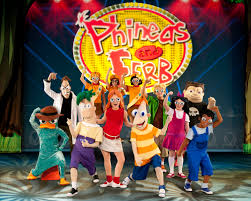 Phineas And Ferb Halloween by Review Last Weekend U0027s Phineas And Ferb Live Show