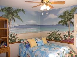 Tropical Bedroom Ideas For Kids