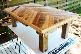 Image Of Pallet Patio Furniture For Sale