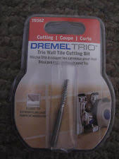 Dremel Tile Cutting Kit by Dremel Trio Tr562 Wall Tile Cutting Bit Ebay