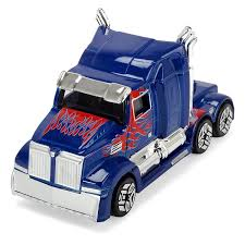 100 Optimus Prime Truck Model Diecaste