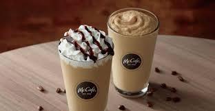 McDonalds Adds Frozen Cold Brew Coffee Drinks