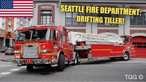Tiller Drift* [Seattle] Fire Department *NEW* Ladder 4 Responding ... Station 110 Gets New Fire Truck Cottonwood Holladay Journal Cvfd On Twitter Ladder Should Be In Next Month It Charleston Takes Delivery Of Ladder 101 A 2017 Pierce Arrow Xt Fdny Tiller St02003 Fire Truck Blissville Queens Flickr 100 To City Paterson Fss San Jose Dept Lego Youtube Santa Maria Department Unveils Stateoftheart Dev And Cab Vehicle Parts Lcpdfrcom Yakima Latest Videos Yakimaheraldcom Kent Departmentrfa 1995 Seagrave Used Details Ideas Product Ideas