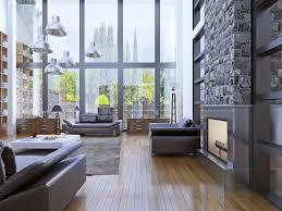 100 Loft Apartment Interior Design Apartment Interior Design With Panoramic Window Inter