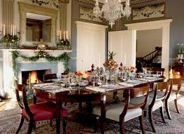 Dining Room Christmas Decorations Traditional Dening Vip Of 1238
