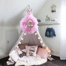 1 Pcs Baby Room Decor Pink Or Blue Princess Castle Ring Yarn Birthday Party