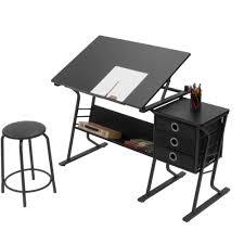 Computer Desk Chairs Walmart by Huntsville 2 Shelf Desk Multiple Colors Walmart Com