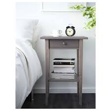 Ikea Sofa Table Hemnes by Nightstand Beautiful Hemnes Bedside Table Black Brown Nightstand