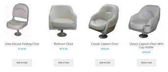 Crest Pontoon Captains Chair by Pontoon Boat Captain Chairs Best Chair Decoration