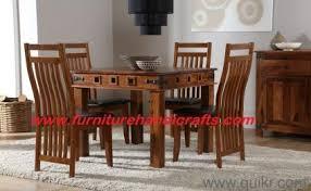 PREMIUM URGENT Wooden FurnitureM Four Seater Dining Set