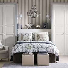 Grey Bedroom Ideas Decorating Glamorous Decor Via