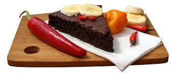 schoko chili kuchen süßes mit kräutern rezepte praxis