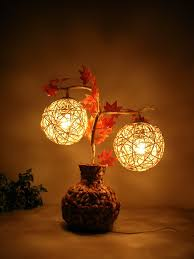 Replacement Glass Table Lamp Shades by Decorative Table Lamp Stained Glass Rose Shade Metal Birds