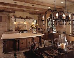 Kitchen Rustic French Country Light Green Chalk Paint Color Double Door Cabinets Beadboard Backsplash Ideas Black