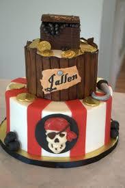 Pirate Birthday Cake idea for Greyson s birthday