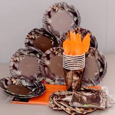 Hunting Camo Bathroom Decor by Camo Celebrations