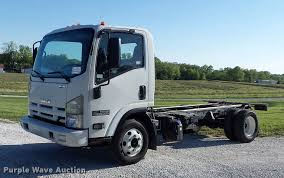 100 Npr Truck 2014 Isuzu NPR Truck Cab And Chassis Item DC7303 SOLD M