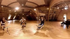 chambre virtuelle i giardini musique de chambre en réalité virtuelle