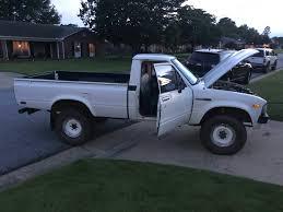 100 1982 Toyota Truck Pickup 4x4 4spd Value AR15COM