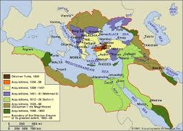 The Ottoman Empire at its Height Historical Maps