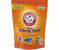 Baking Soda Resealable Bag
