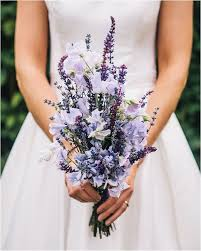 More Images Of Wedding Bouquets With Lavender
