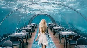 100 Five Star Resorts In Maldives MALDIVES DAY 1 WORLD BIGGEST UNDERWATER RESTAURANT AT A 5 STAR RESORT