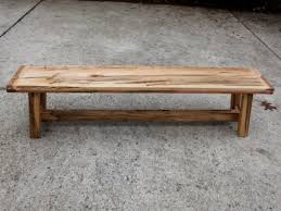 Splendid Amazonia Porto Real Eucalyptus Outdoor Wood Bench To