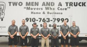 Movers In Wilmington, NC | TWO MEN AND A TRUCK Two Men And A Truck Nc State Football On Twitter Buses Are Rolling We Officially Check Us Out Fox 46 Charlotte Facebook Home Two Men And A Truck Help Deliver Hospital Gifts For Kids Jackson Mi Chicks Transports For Students In Need 1128 Photos 87 Reviews Mover 4801 Movers In