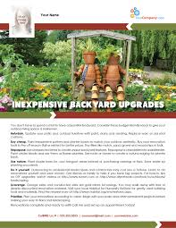 FARM: Inexpensive Backyard Upgrades | First Tuesday Journal Backyard Design Upgrades Pool Tropical With Coping Silk 11 Ways To Upgrade Your Mental Floss Nextlevel Outdoor Makeover Of A Bare Lifeless Best 25 Cheap Backyard Ideas On Pinterest Solar Lights 20 Yard Landscaping Ideas For Front And Small Spaces We Love Bob Vila Greek Escape Video Diy Budget Patio Easy 5 Cool Prefab Sheds You Can Order Right Now Curbed 50 Designs In 2017 36 Best Images About Faux Stone Landscape Se Wards Management