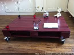 table basse palette bois a vendre phaichi 15 meubles et