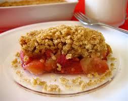 dessert aux fraises croustade aux pommes et aux fraises recettes du québec