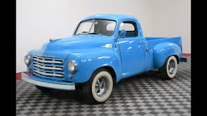 1953 STUDEBAKER PICKUP - YouTube 1953 Studebaker Trucks Ad Cool Means Of Getting Around 1950 Studebaker Rat Rod Truck Youtube Hemmings Find The Day 2r10 Pick Daily Collector Car Specialist 2817876230 Houston Texas For Sale Custom Truck With A Navistar Diesel Inline Sales Brochure Backed By 100 Years Of Experience 2ton 14foot Stake Studebakers He Flickr Pickup 2r 1951 2r5 Pickup Fantomworks Classics For On Autotrader Bangshiftcom Truck 1958 Transtar W Camper