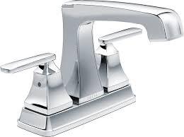 Delta Bronze Bathtub Faucet by Delta Faucet 2564 Mpu Dst Ashlyn Two Handle Centerset Bathroom